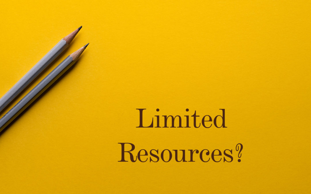 Business Transformation With Limited Resources
